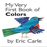 Penguin Random House Eric Carle My Very First Book of Colors