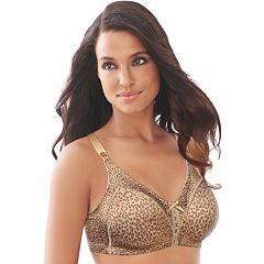 Bali Bra: Double Support Comfort-U Wire-Free Full-Figure Bra 3820