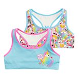 Girls Mush Dance Seamless 2 pack sports bra