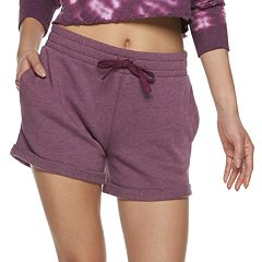 Juniors' SO® Core Midi Shorts