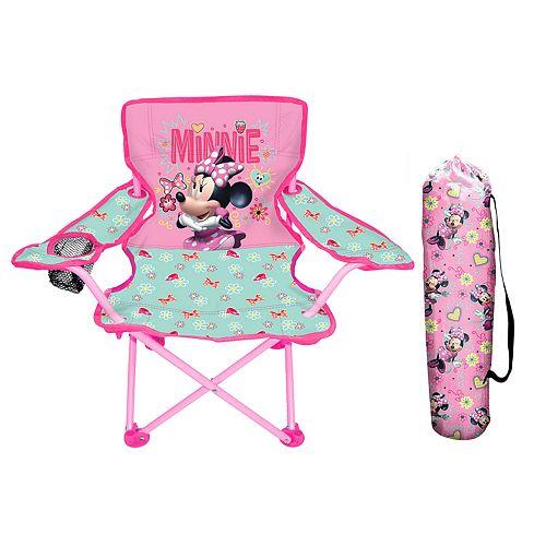 Disney's Minnie Mouse Fold N Go Chair