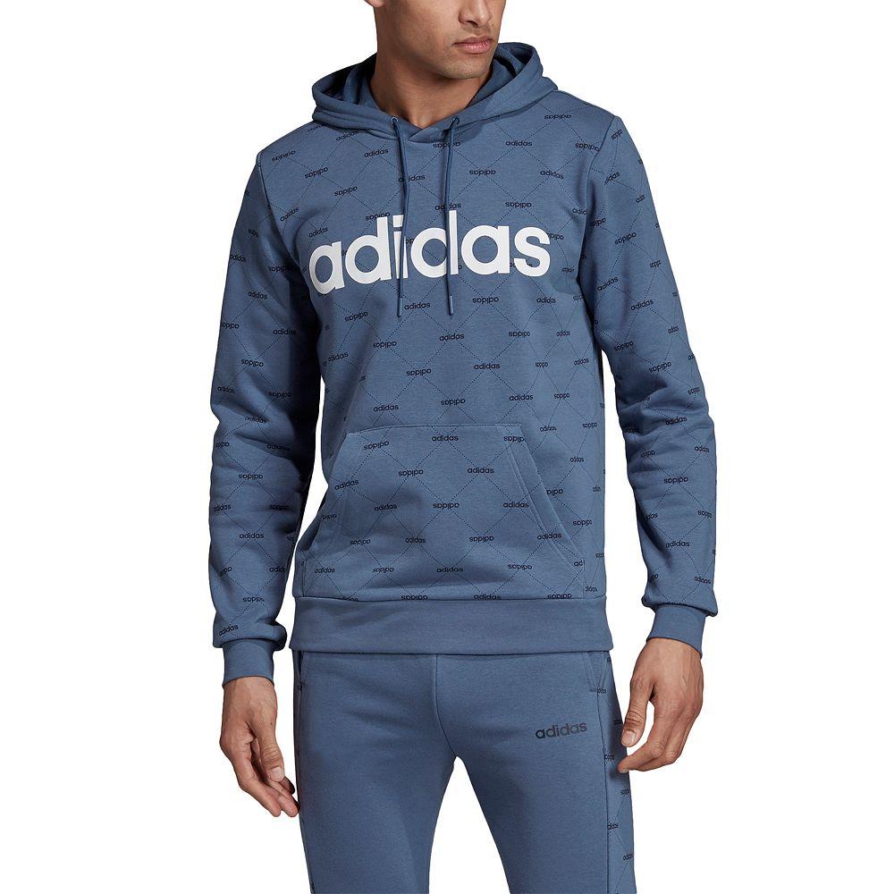 Men's adidas Core Logo Pullover Hoodie