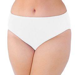 Plus Size Vanity Fair Illumination Hi Cut Panty 13810