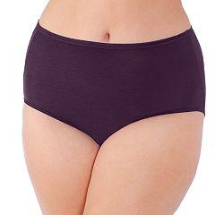 Plus Size Vanity Fair Illumination Brief Panty 13811