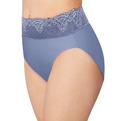 Women's Bali Passion For Comfort Hi-Cut Panty DFPC62
