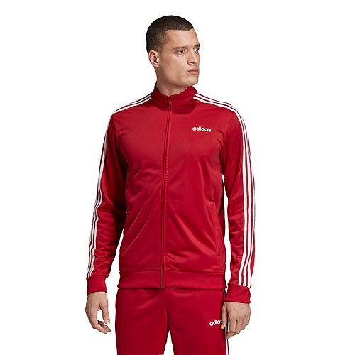 Men's adidas Colorblock Tricot Track Jacket