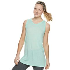 Women's Tek Gear® Smocked Back Tank