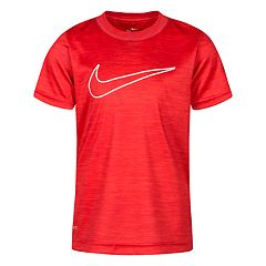 Boys 4-7 Nike Logo Dri-FIT Active Tee