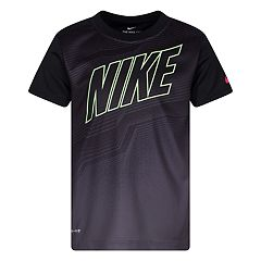 Boys 4-7 Nike Dri-FIT Ombre Graphic Tee