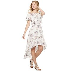 Juniors' American Rag High-Low Maxi Dress
