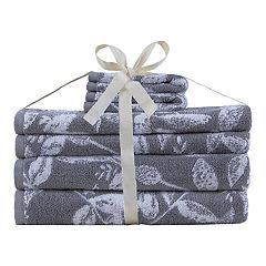 SONOMA Goods for Life™ 6-piece T&T Spring Solid Bath Towel Set