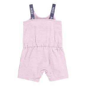 Baby Girl Nike Graphic Dri-FIT Romper
