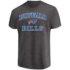 Big & Tall Buffalo Bills Heart & Soul III Tee