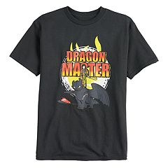 Boys 8-20 How to Train Your Dragon Tee