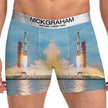 Men's Nick Graham NASA Galaxy Exploration Premium Boxer Briefs