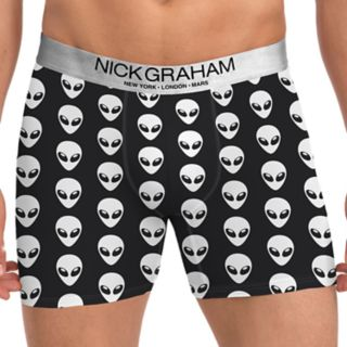 Men's Nick Graham NASA Galaxy Exploration Premium Boxer Briefs