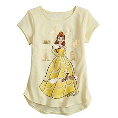 Disney's Beauty & The Beast Belle Girls 4-12 Graphic Tee by Jumping Beans®