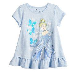 Disney's Cinderella Girls 4-12 Graphic Tee by Jumping Beans®