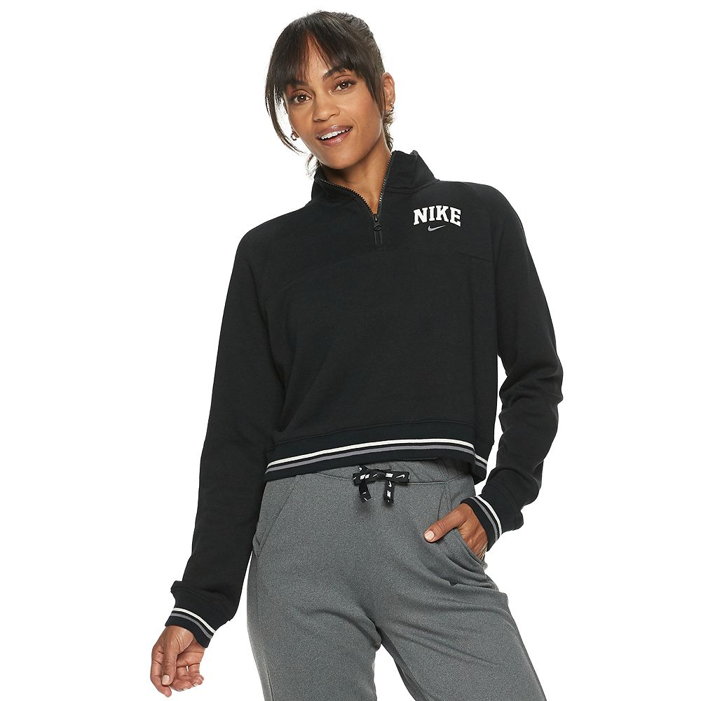 Women's Nike Sportswear 1/2-Zip Fleece Top