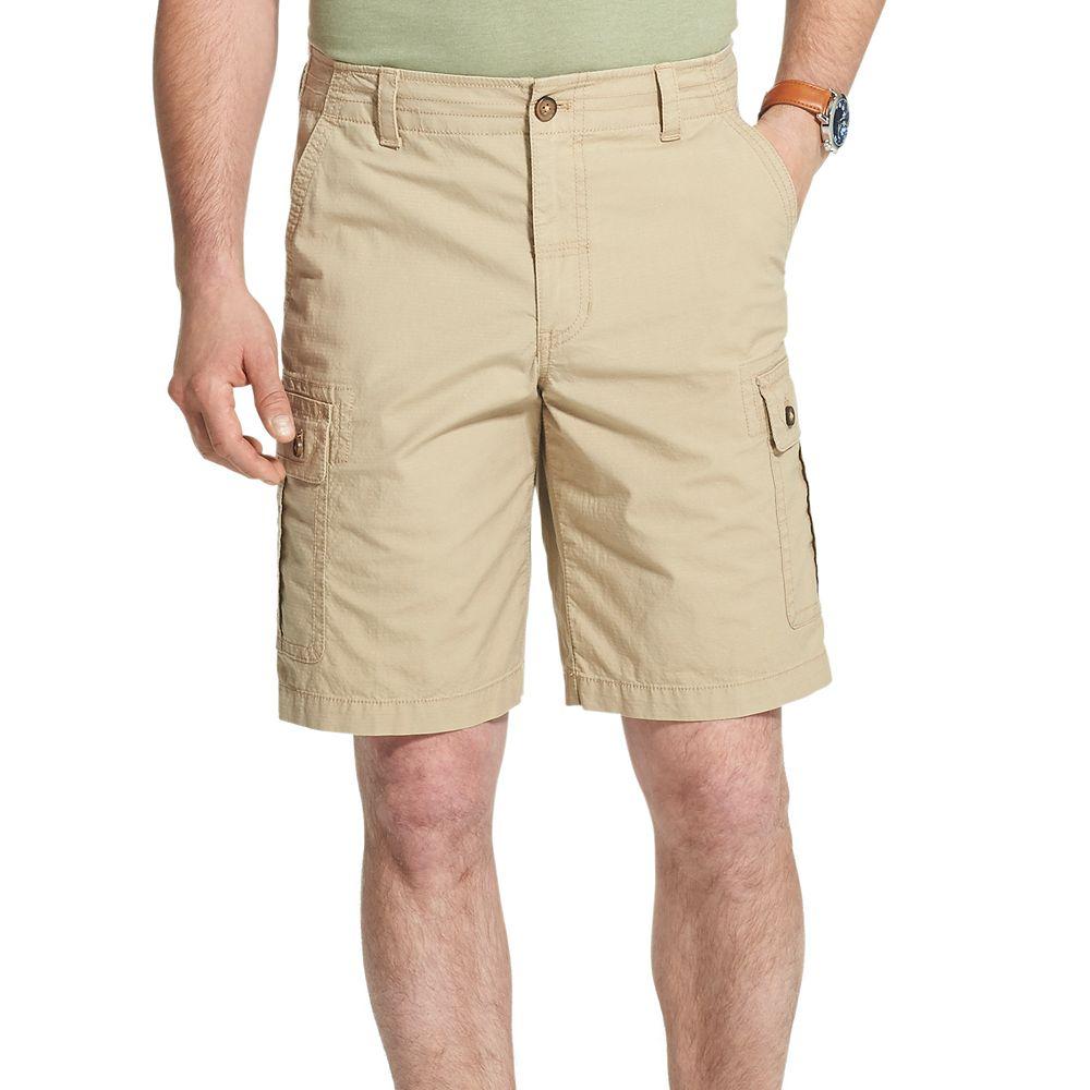Men's G.H. Bass Salt Cove Stretch Ripstop Cargo Shorts