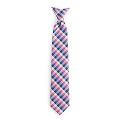 68d5b10ed1ca Boys 4-20 Chaps Printed Clip-On Tie