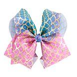 Girls JoJo Siwa Mermaid Scales Hair Bow