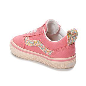 Vans Ward Toddler Girls' Skate Shoes