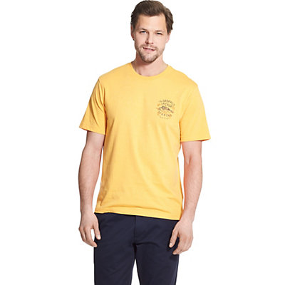 Men'sG.H. Bass Dropped Anchor Marina Graphic Tee