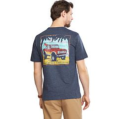 Men's G.H. Bass Off Road Graphic T-Shirt