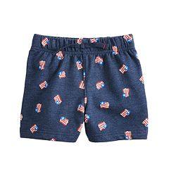 Baby Boy Jumping Beans® Printed Shorts