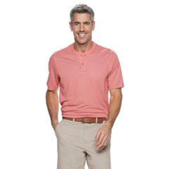 Men's Croft & Barrow® Collarless Polo