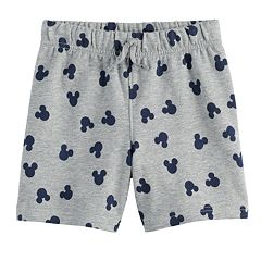 a4078bd61b Disney's Mickey Mouse Baby Boy French Terry Shorts by Jumping Beans®