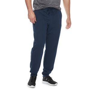 Big & Tall Tek Gear® Relaxed-Fit Ultra Soft Fleece Jogger Pants