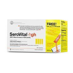 SeroVital-hgh Dietary Supplement with Bonus 7 Rapid Dissolve Powder Packets