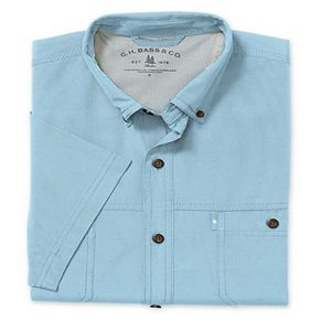 Men's G.H. Bass Bluewater Bay Fisherman's Button-Down Shirt
