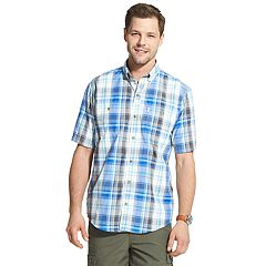 6164c24d24 Men s G.H. Bass Bluewater Bay Plaid Fisherman s Button-Down Shirt