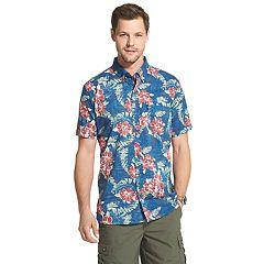 8142593fc5 Men s G.H. Bass Salt Cove Slubbed Button-Down Shirt