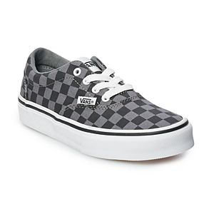 Vans Doheny Kids' Checkered Skate Shoes