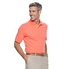 Men's Croft & Barrow® Classic-Fit Easy-Care Interlock Striped Polo