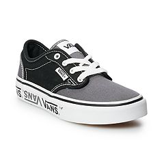 7c130071cc Vans Atwood Boys  Skate Shoes