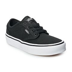 cb1e94add180d4 Vans Atwood Boys  Skate Shoes. Oxblood Black Pewter White Black White