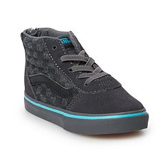 Vans Ward Toddler Boys' High Top Shoes
