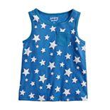 Baby Boy Jumping Beans® Star Pocket Tank Top
