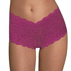Maidenform Allover Lace Cheeky Boyshort Panty DMCLBS