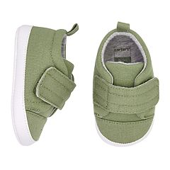 Baby Boy Carter's Wide Strap Sneaker Crib Shoes
