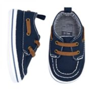 Baby Boy Carter's Boat Crib Shoes