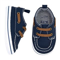 8be7c48f52c2 Baby Boy Carter s Boat Crib Shoes