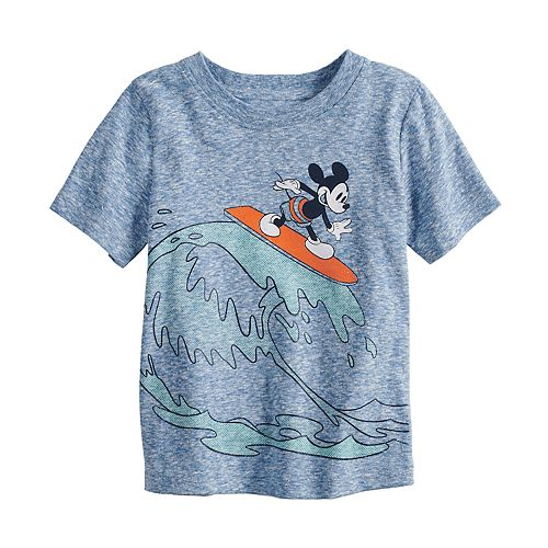 Baby Boy Disney's Mickey Mouse Surfing Tee by Jumping Beans®