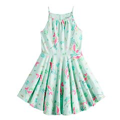 6c62ab12b6e Girls 4-12 SONOMA Goods for Life™ Printed Skater Dress