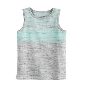 Baby Boy Jumping Beans® Striped Tank Top